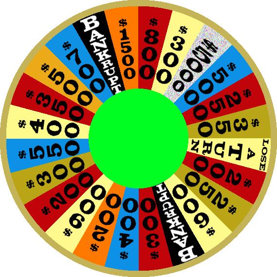 1984a Round 3 Nighttime Wheel by mrentertainment