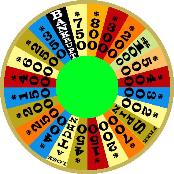 1984b Round 1 Nighttime Wheel by mrentertainment
