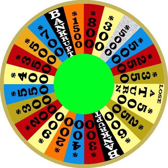 1984b Round 3 Nighttime Wheel by mrentertainment