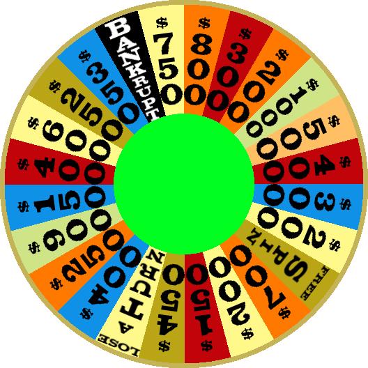 May 5, 1986 Round 1 Nighttime Wheel by mrentertainment
