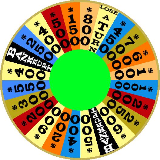 May 5, 1986 Round 2 Nighttime Wheel by mrentertainment