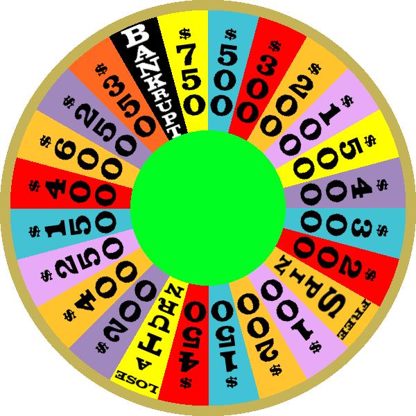 1986 Round 1 Daytime Wheel by mrentertainment