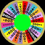 1988a Round 3 Nighttime Wheel