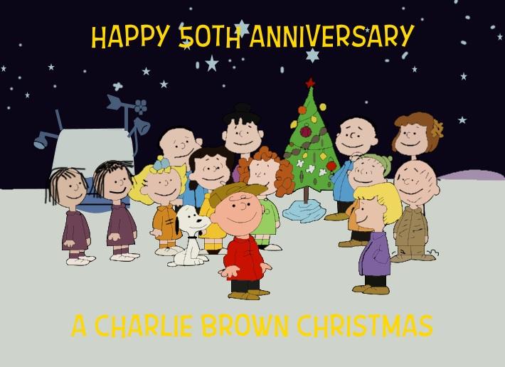 Charlie.brown christmas 50th nutcracker