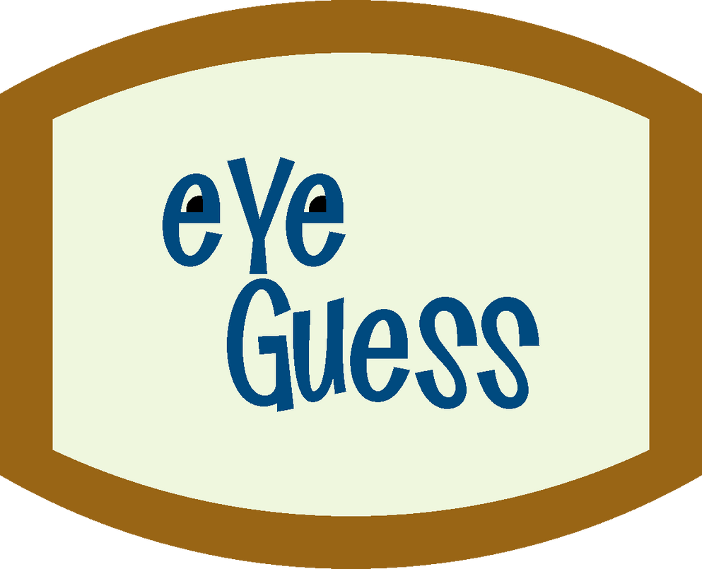 First Eye Guess Logo by mrentertainment