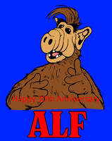 Alf 30th Anniversary by mrentertainment