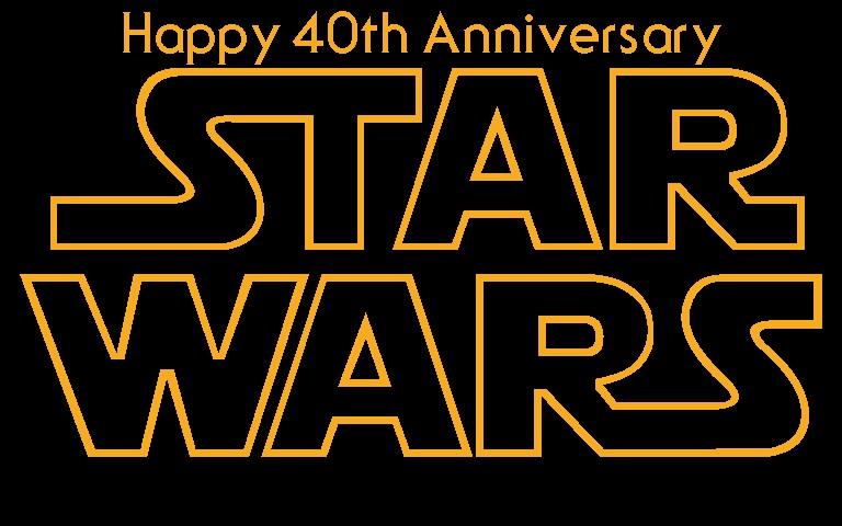 Star Wars 40th Anniversary by mrentertainment