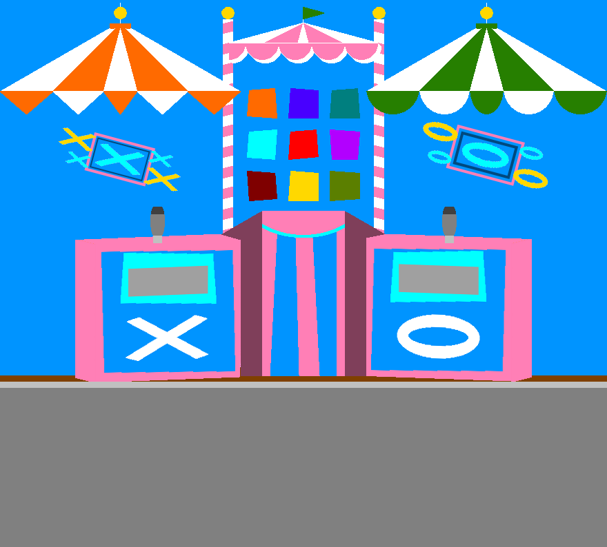 Storybook Squares Contestant Area by mrentertainment