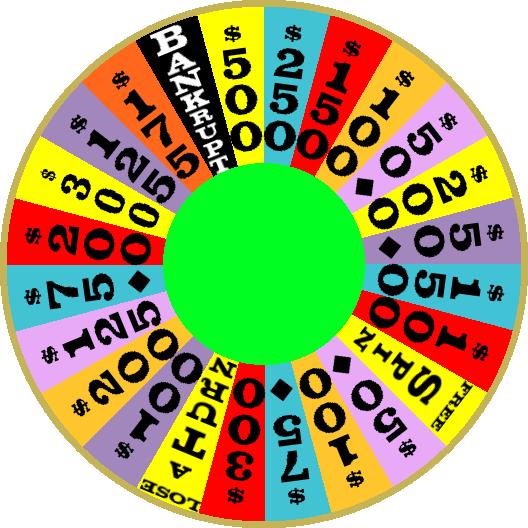 1989 Round 1 and 2 Daytime Wheel 2 by mrentertainment