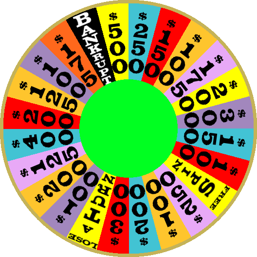 1989 Round 1 and 2 Daytime Wheel 5 by mrentertainment