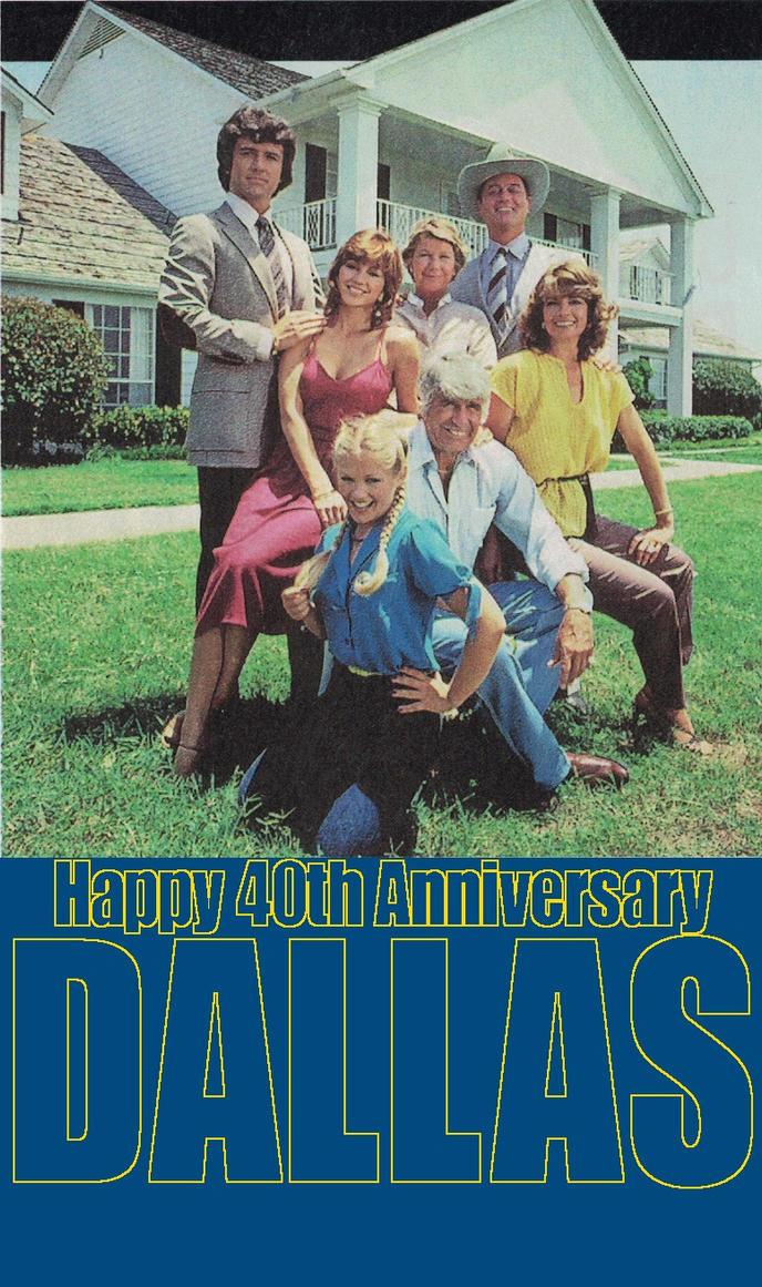 Dallas 40th Anniversary by mrentertainment