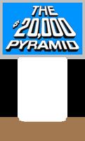 The $20,000 Pyramid Host Podium (Light Blue) 2