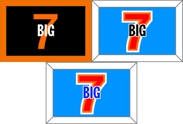 Big 7 Cards by mrentertainment