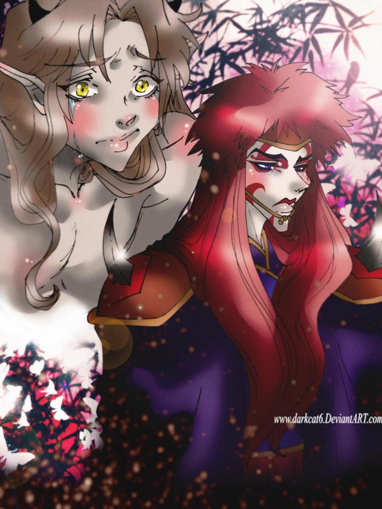 Good Bye my Almost Lover by darkcat6