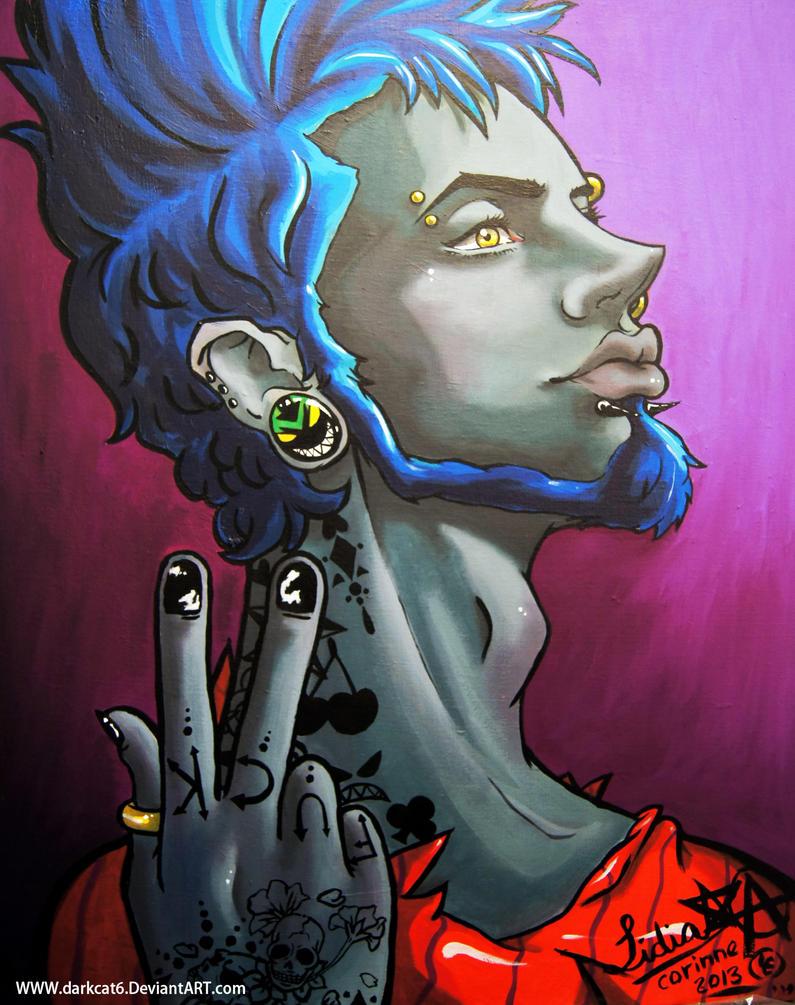 FO SHOO by darkcat6