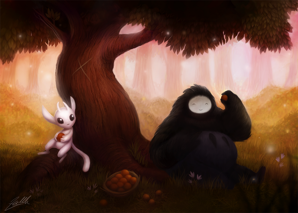 Ori And The Blind Forest Ot A Soft Heart For The Hard Core Page