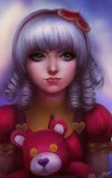 Sweetheart Annie by Kittrix