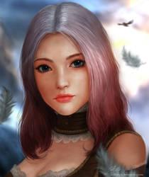Black Desert Online - Fan Art by Kittrix