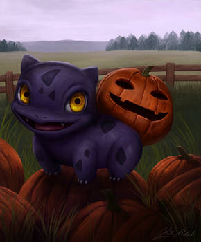Pumpkin Bulbasaur