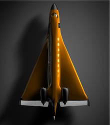 Delta Jet Orange III