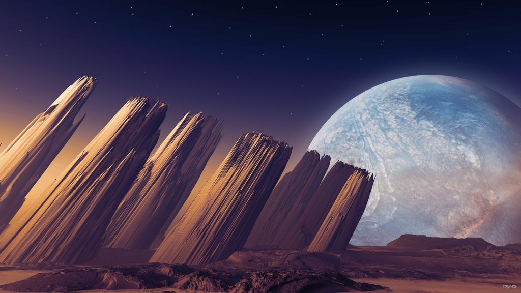 New World by CNunes