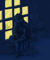 By Your Window by xella