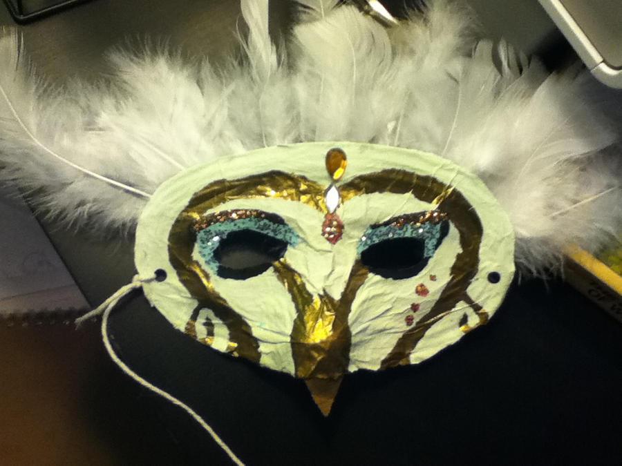 Jareth mask by GonzotheAlienBassist
