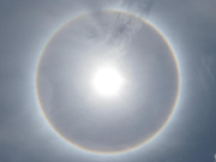 Circle around the sun by trixsmia on DeviantArt