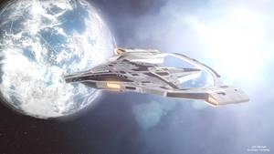 USS Mitchell