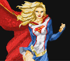 Supergirl005 by Komaro28