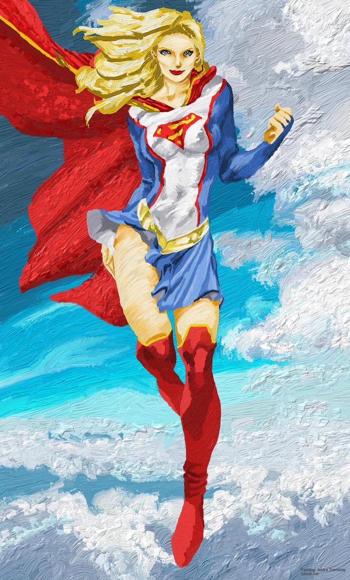 Supergirl HD by Komaro28