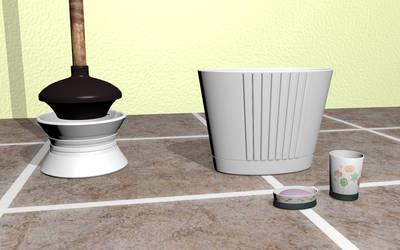 Set WC objects
