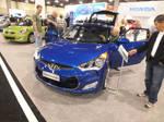 Hyundai Veloster in Blue by SleekHusky