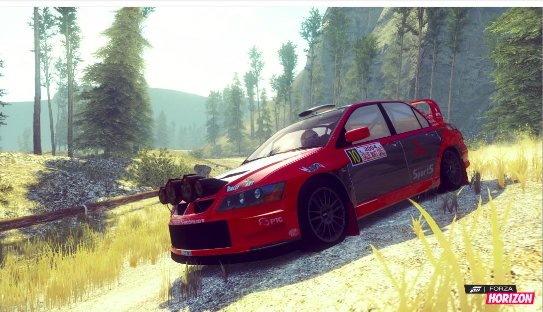 Forza Horizon Evo Viii Rally Car By Sleekhusky On Deviantart