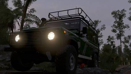 Forza Horizon 3: Shelter