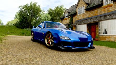 Forza Horizon 4: Spirit R Returns