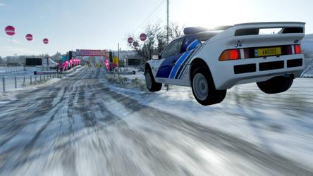 Forza Horizon 4: Airborne