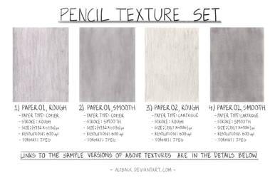 Pencil Texture Set