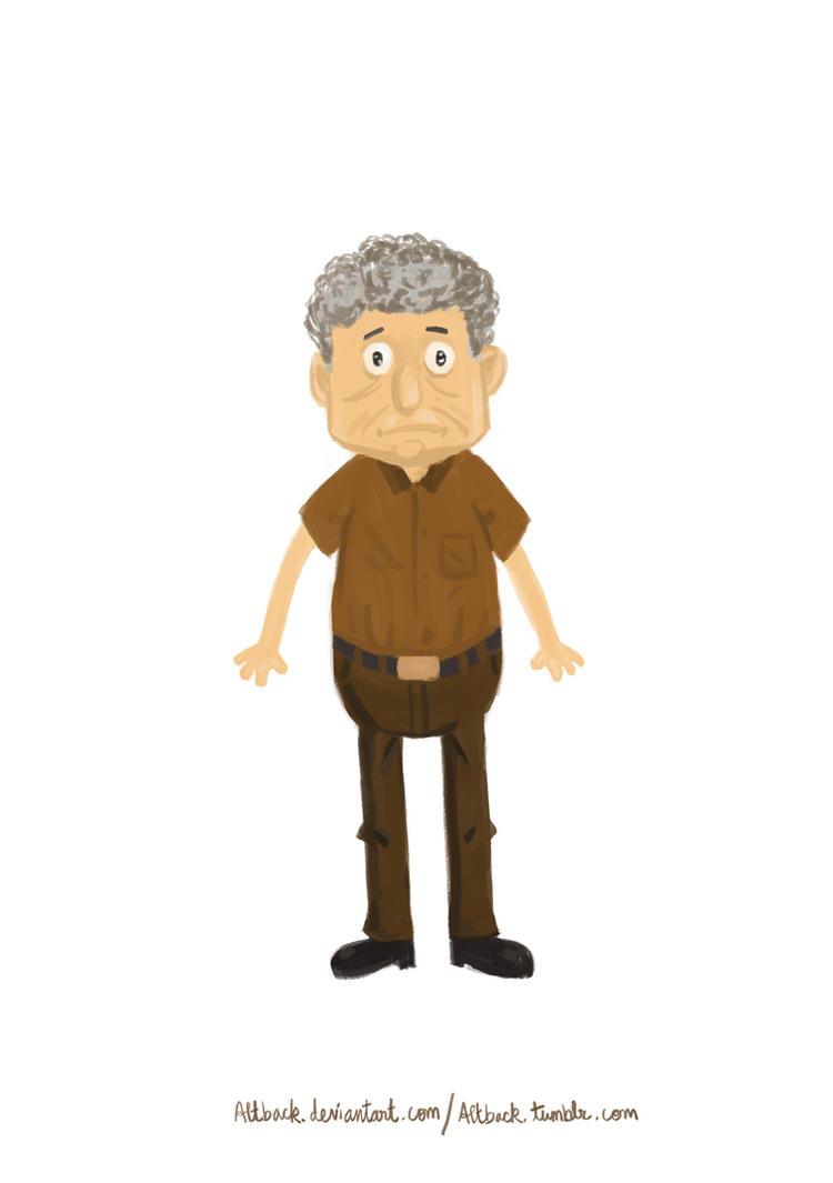 Character Design Old Man : Old man character design by altback on deviantart