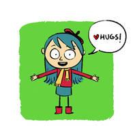 Hilda Fanart (Colored)
