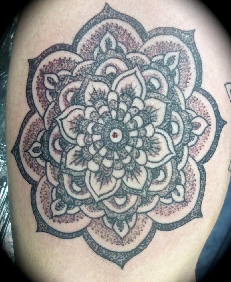 inner arm mandala tattoo by robgtattoo on deviantart. Black Bedroom Furniture Sets. Home Design Ideas