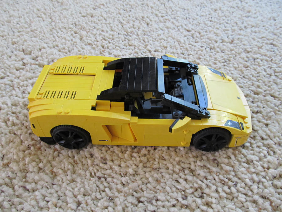 the a from detail gallardo lego by lamborghini review