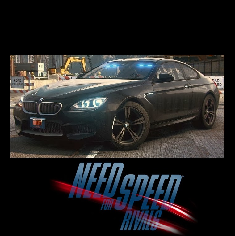 Need For Speed Rivals BMW M6 Undercover Cop Avatar By MichaelB450