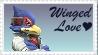 SSBB Falco Stamp by crafty-manx