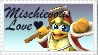 SSBB King Dedede Stamp by crafty-manx