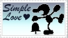 SSBB Mr. Game n Watch Stamp by crafty-manx