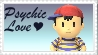 SSBB Ness Stamp by crafty-manx