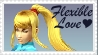 SSBB Zero Suit Samus Stamp by crafty-manx