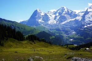 Mountain View Trail by annamarcella24