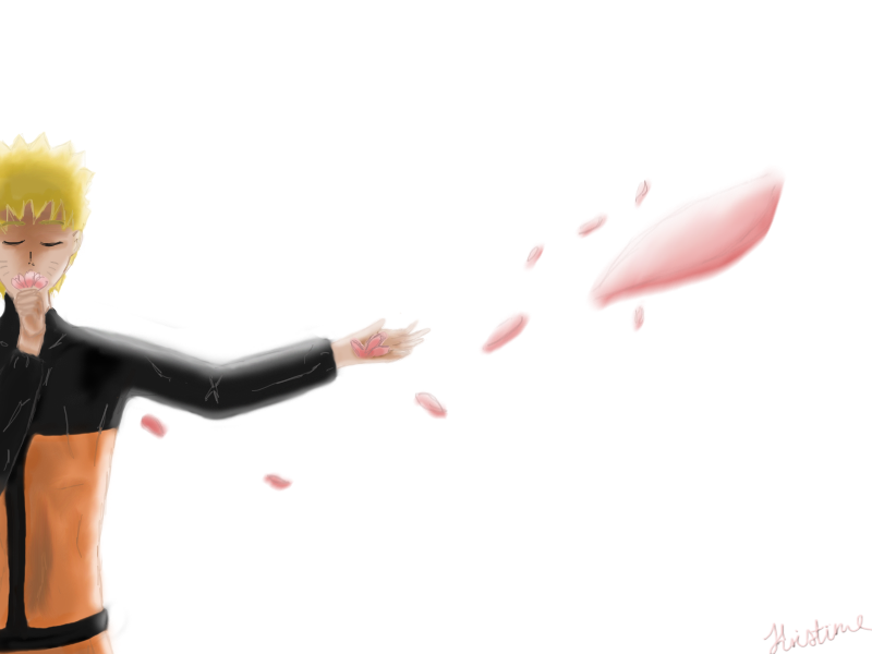 Naruto: Cherry Blossom by kristime